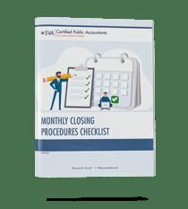 monthly-closing-procedures-checklist