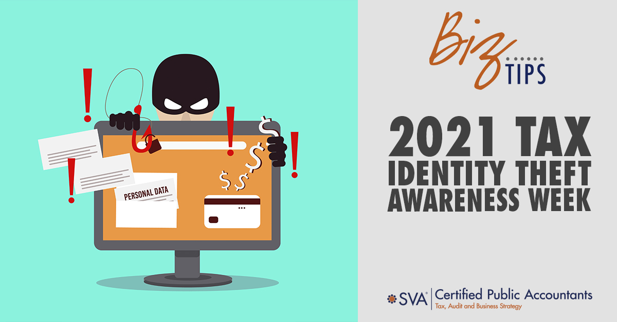 2021 Tax Identity Theft Awareness Week