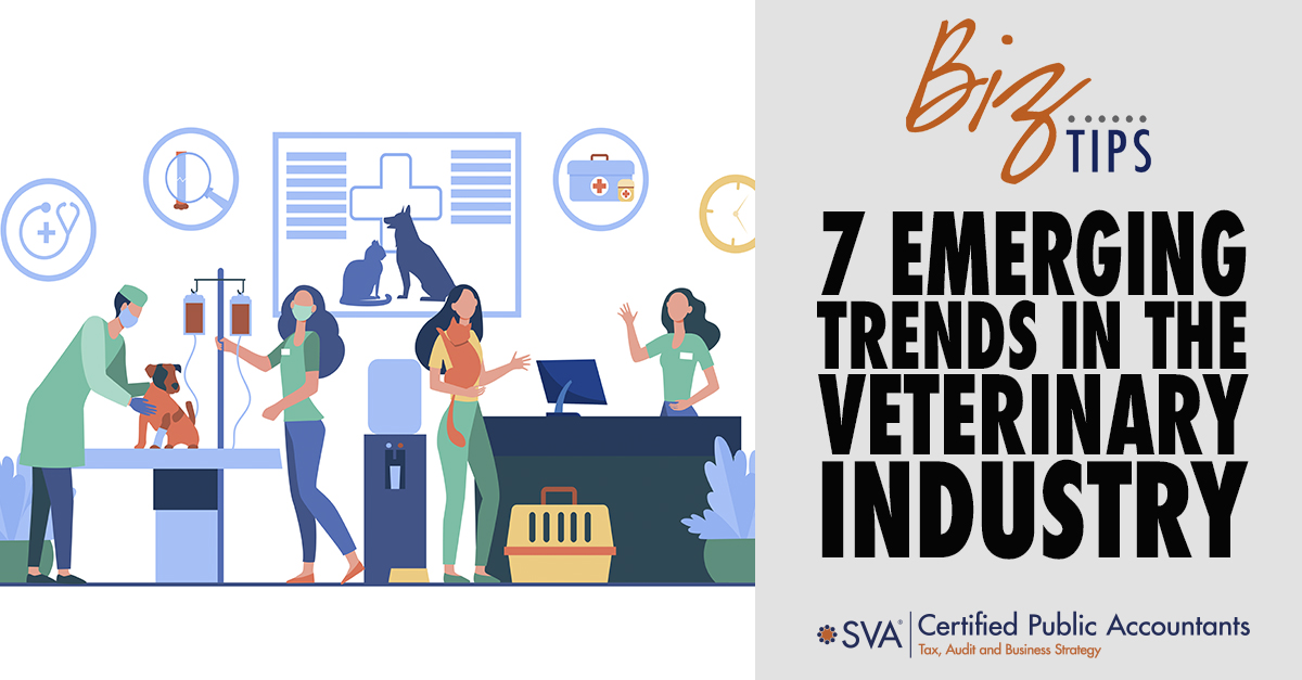 7 Emerging Trends in the Veterinary Industry