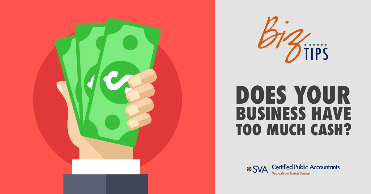 does-your-business-have-too-much-cash