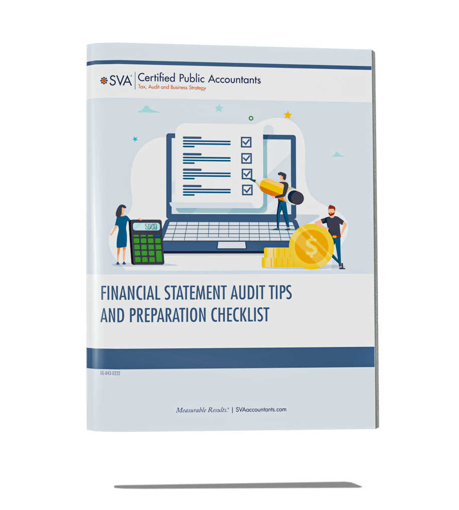 Are You Ready for Your Financial Statement Audit?