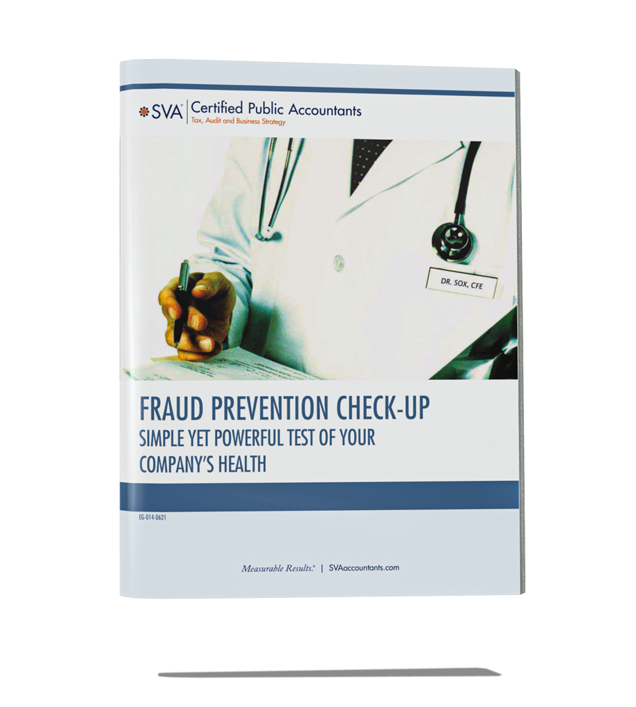 ACFE Fraud Prevention Check-Up