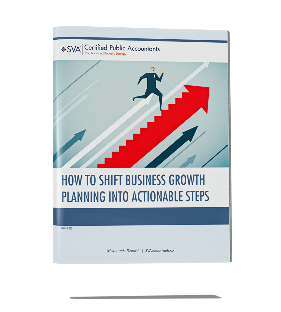 How to Shift Business Growth Planning Into Actionable Steps