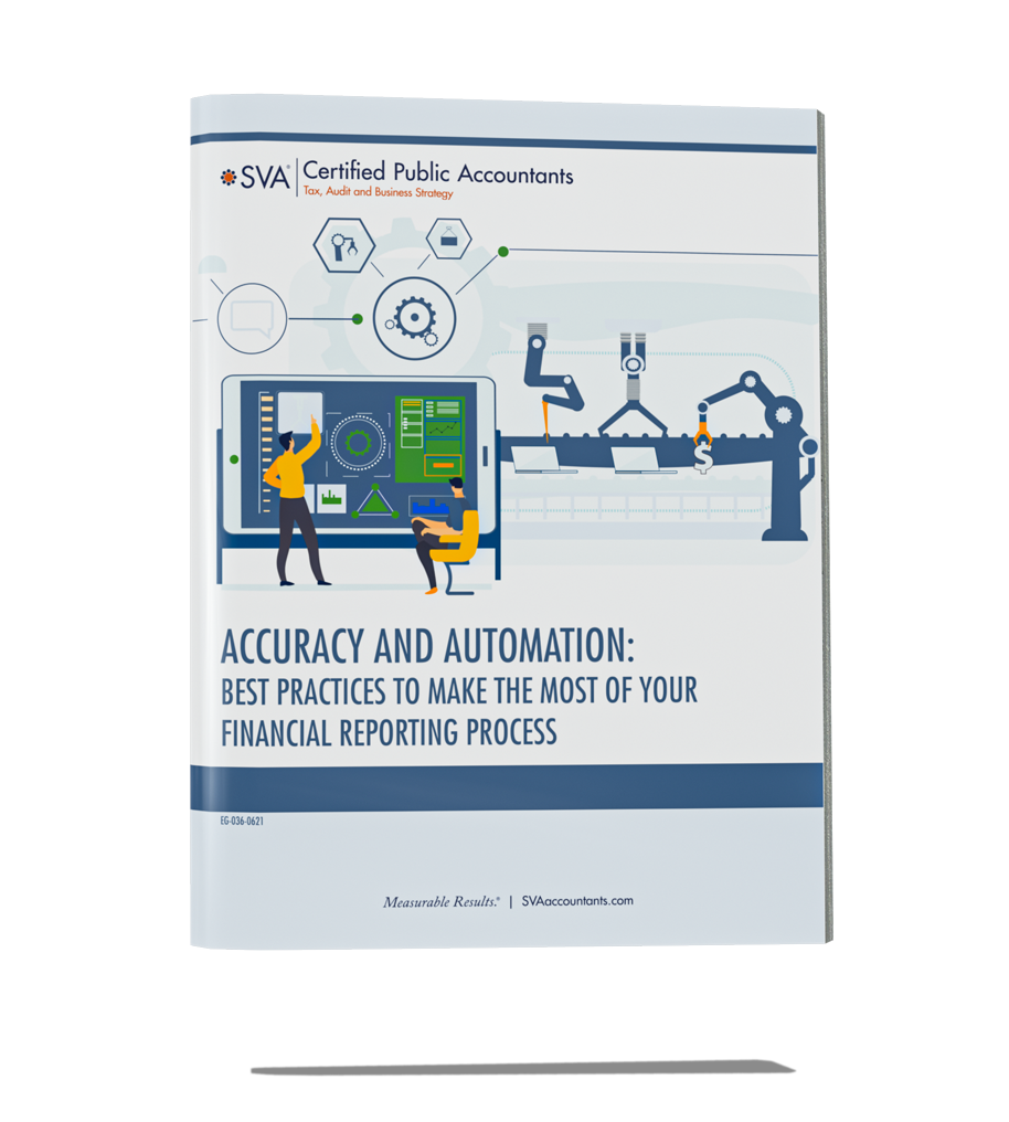 Accuracy and Automation: Best Practices to Make the Most of Your Financial Reporting Process