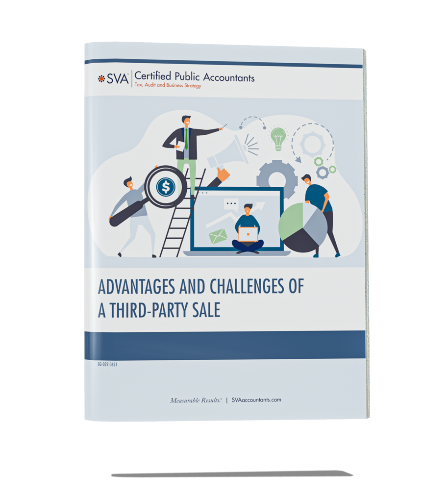 Advantages and Challenges of a Third-Party Sale