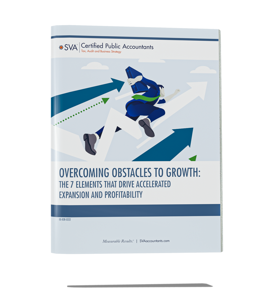 Overcoming Obstacles to Growth