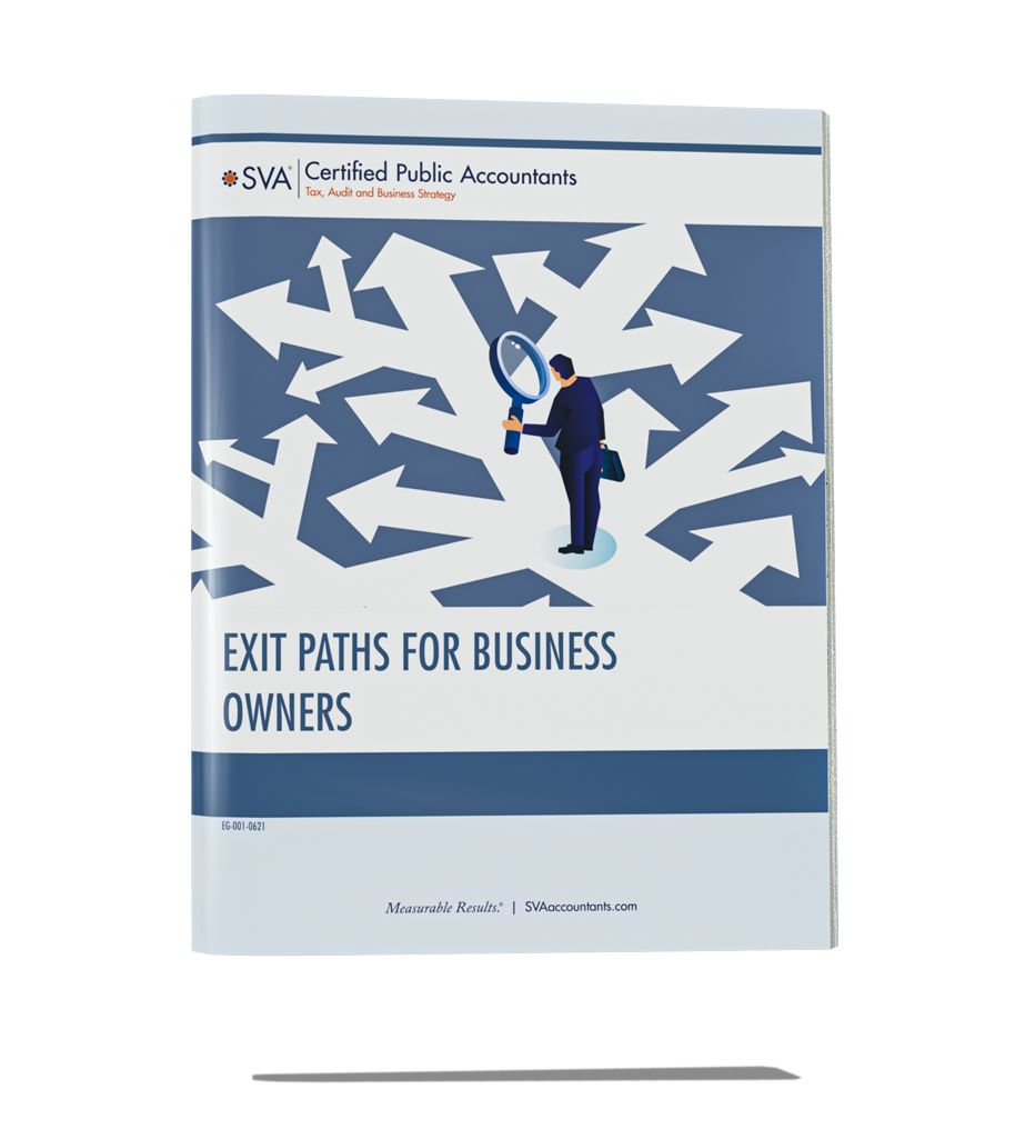 Exit Paths for Business Owners
