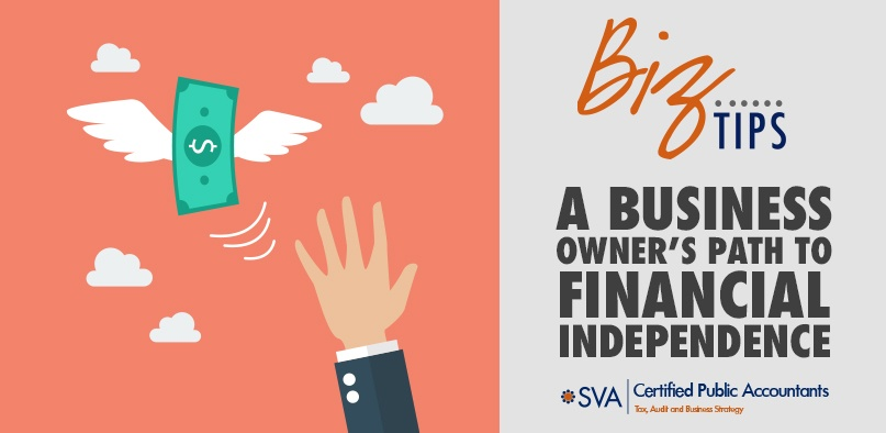 A Business Owners Path to Financial Independence