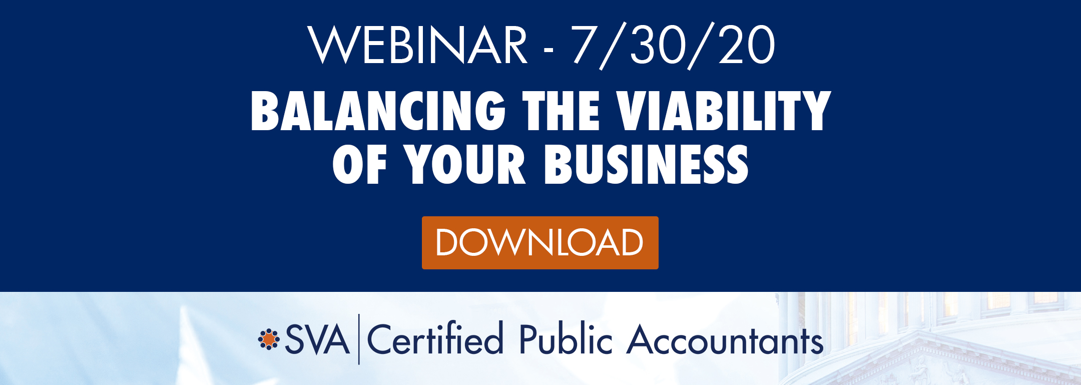 Balancing the Viability of Your Business