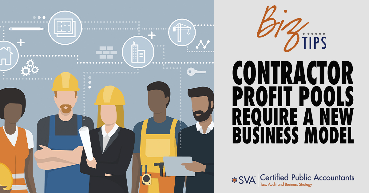 Contractor Profit Pools Require a New Business Model
