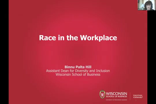 SVA Nonprofit Business Briefing:  Race in the Workplace