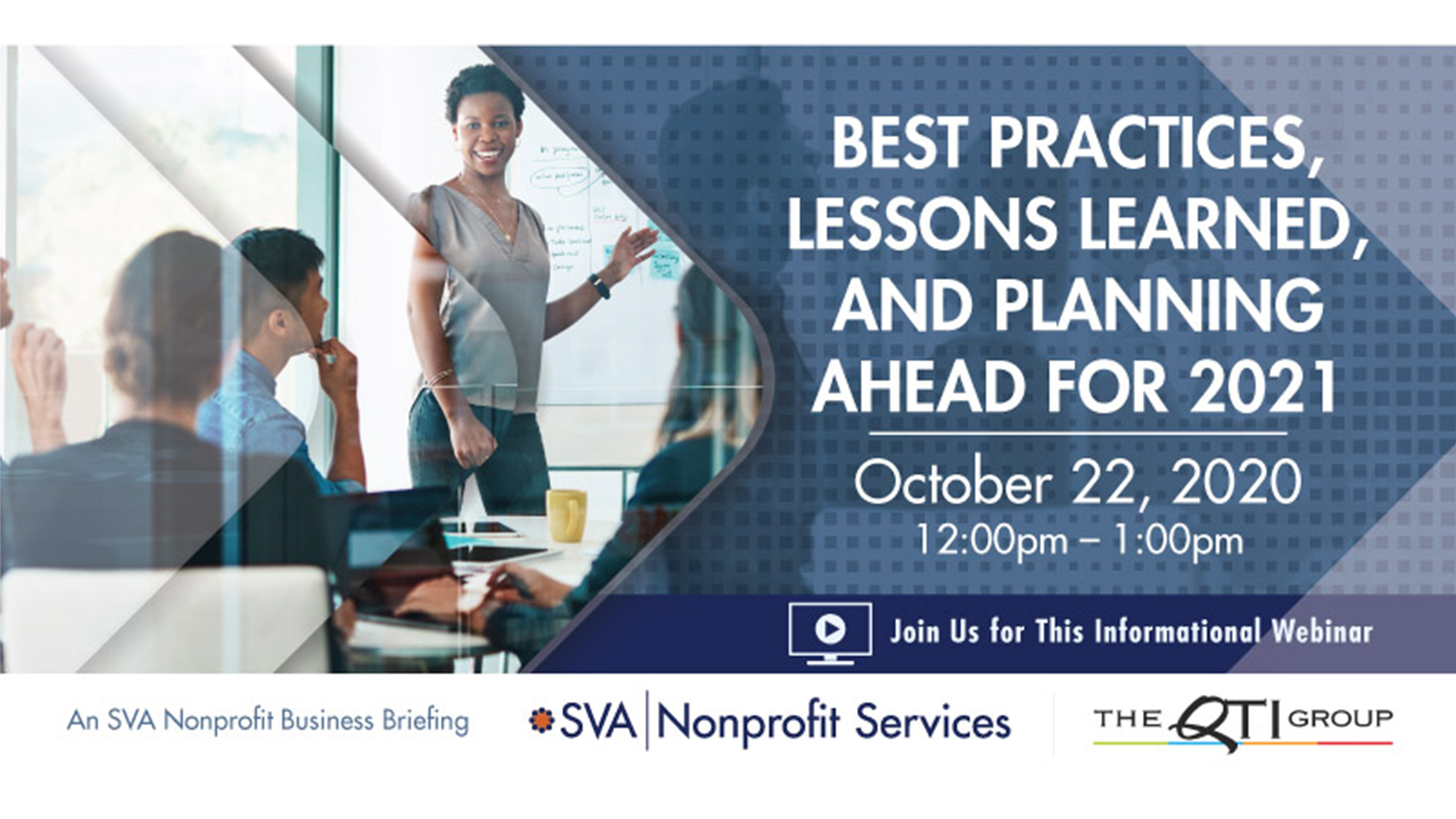 Nonprofit Best Practices, Lessons Learned, and Planning Ahead for 2021