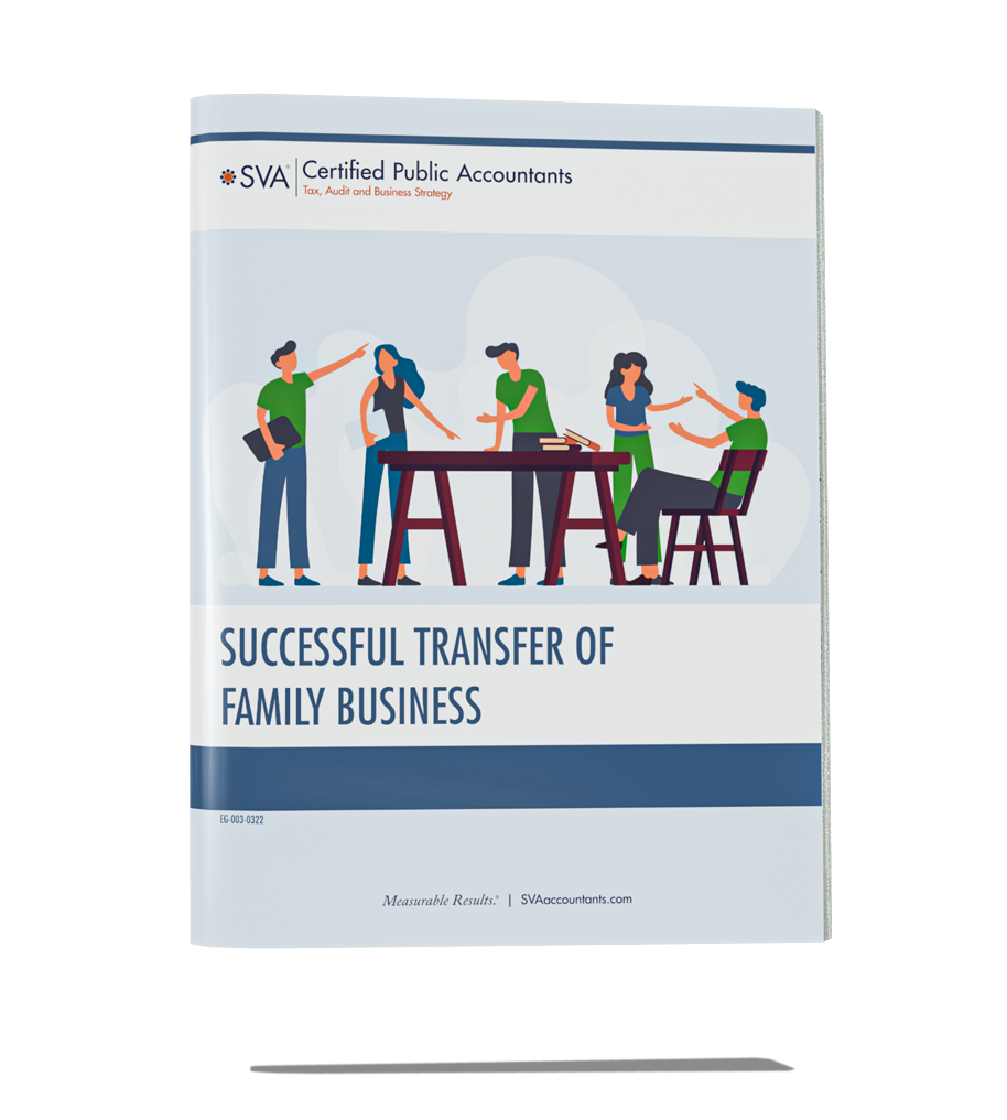 Successful Transfer of Family Business