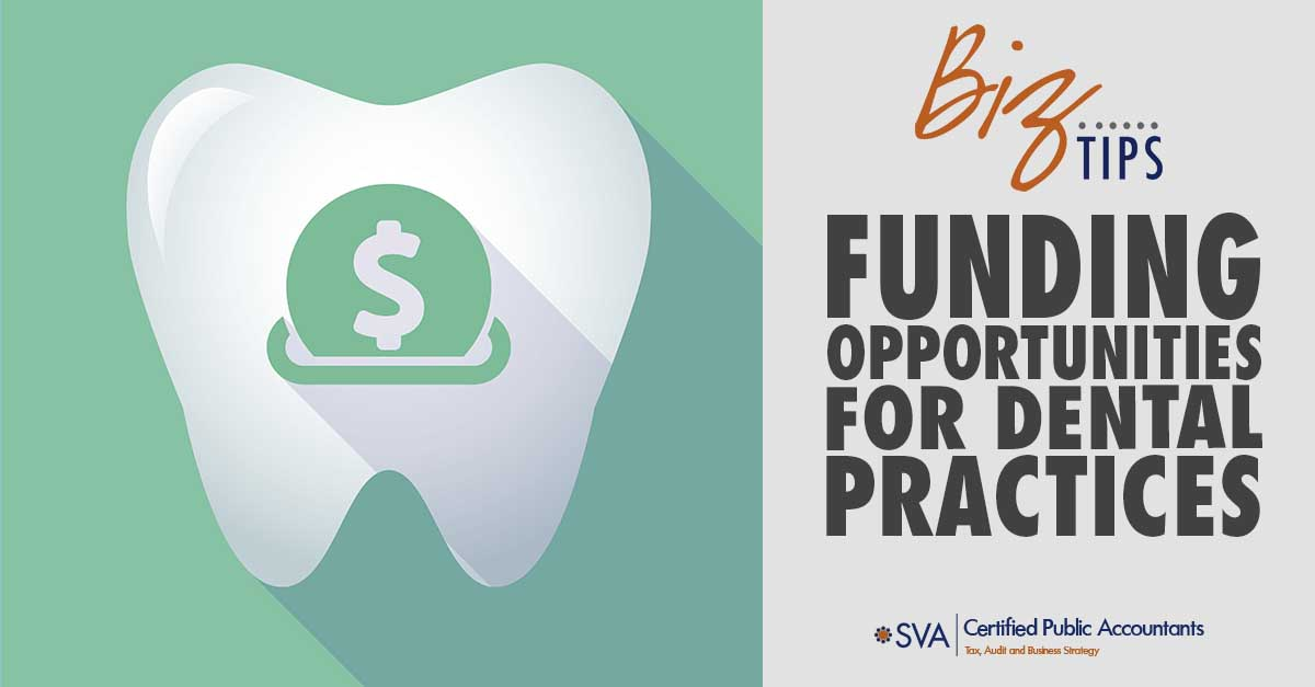 Funding Opportunities For Dental Practices