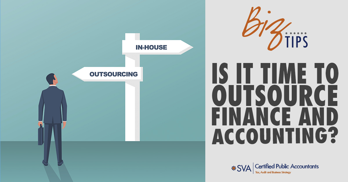 Is It Time to Outsource Finance and Accounting?