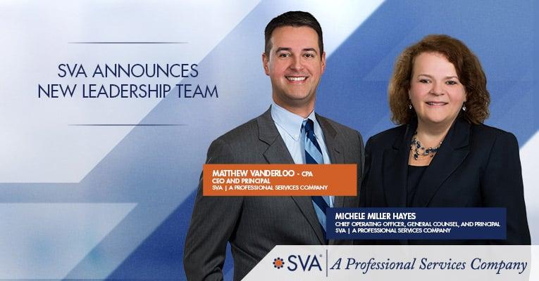 SVA Announces New Leadership Team