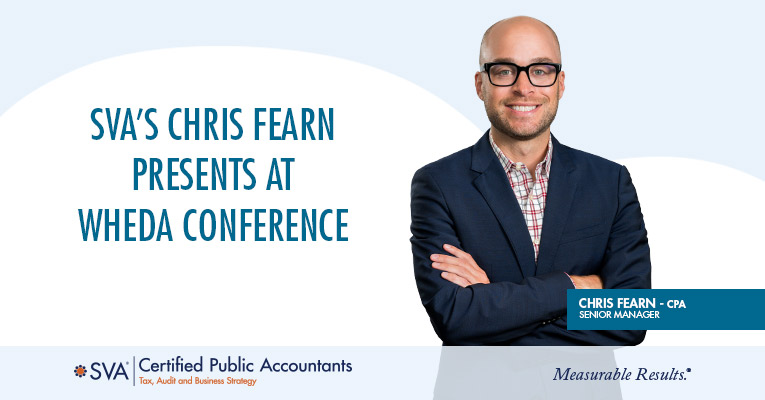 SVA's Chris Fearn Presents at WHEDA's 2021 Conference