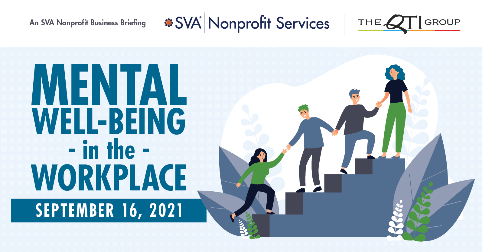 Nonprofit Business Briefing: Mental Well-Being in the Workplace