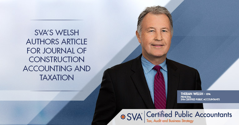 SVA's Welsh Authors Article For Journal of Construction Accounting and Taxation