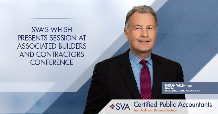SVA's Welsh Presents Session at Associated Builders and Contractors Conference