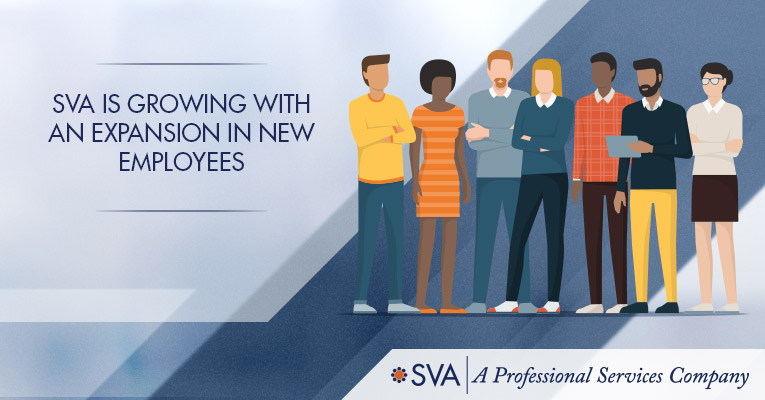 SVA is Growing With an Expansion of New Employees