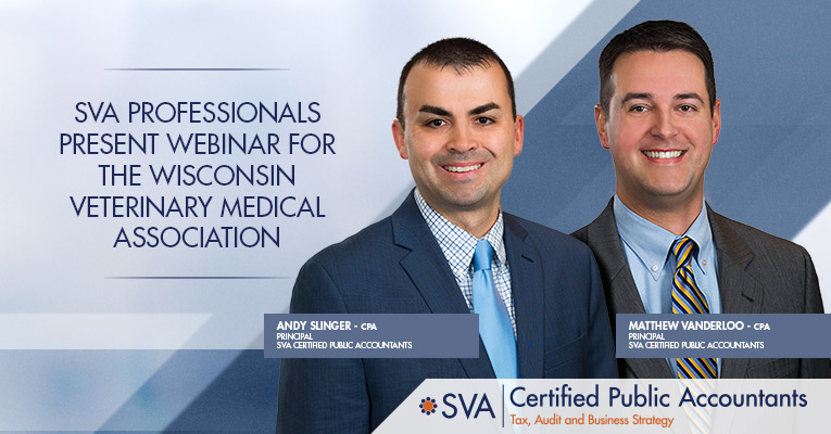 Professionals Present Webinar for the Wisconsin Veterinary Medical Association