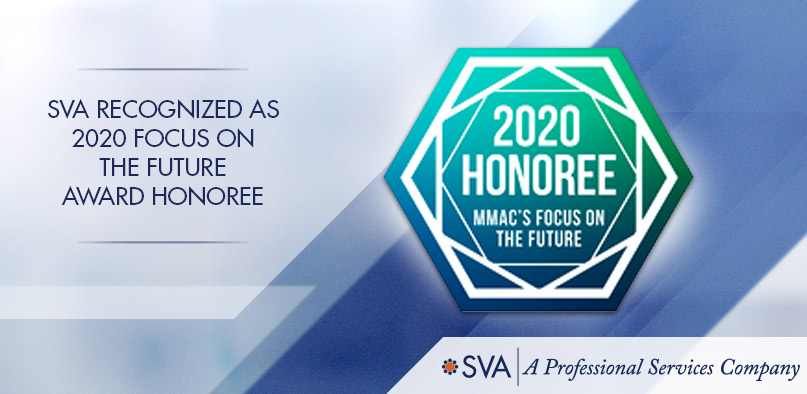 SVA Recognized as 2020 Focus on the Future Award Honoree