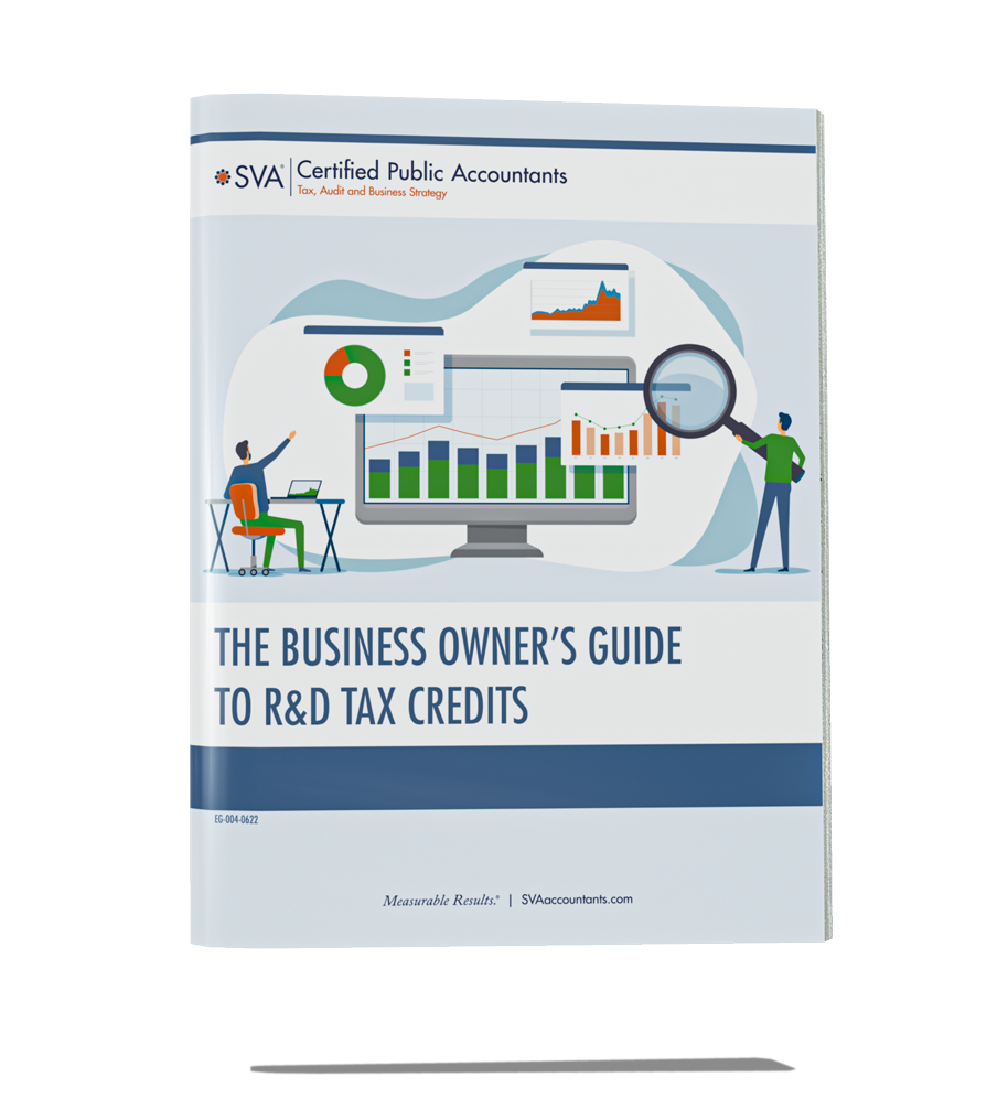 The Business Owner's Guide to R&D Tax Credits